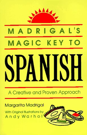 Madrigal's Magic Key to Spanish   1989 edition cover