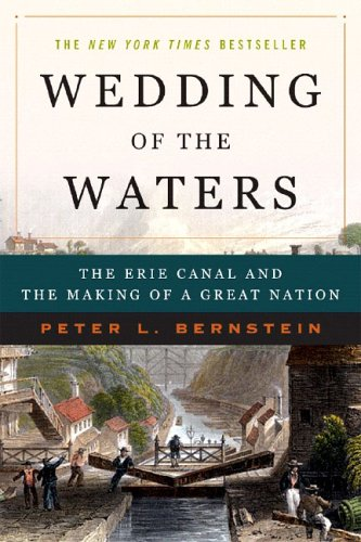 Wedding of the Waters The Erie Canal and the Making of a Great Nation  2006 edition cover
