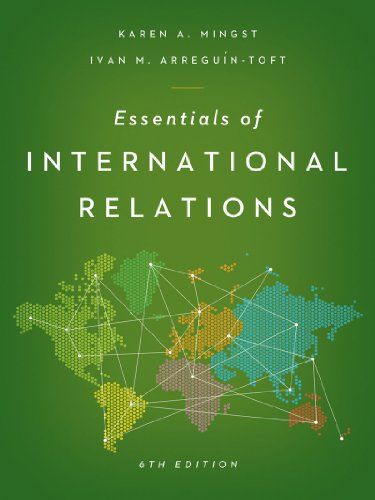 Essentials of International Relations  6th 2013 9780393921953 Front Cover