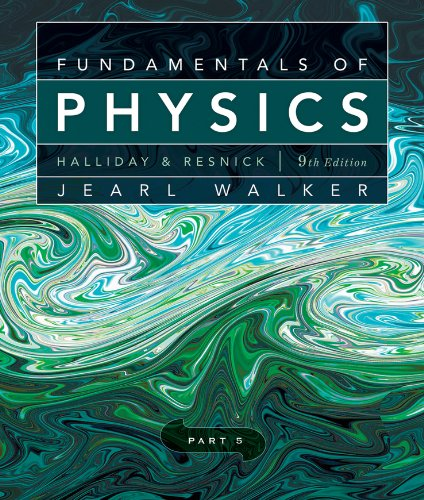 Fundamentals of Physics  9th 2011 9780470547953 Front Cover