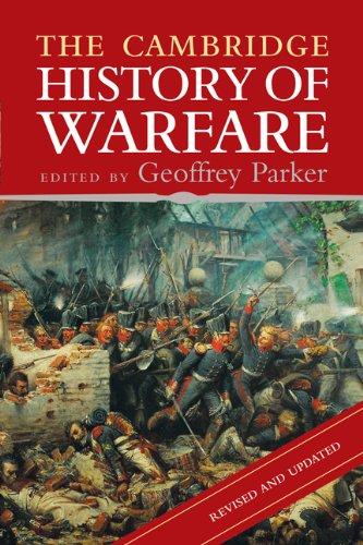 Cambridge History of Warfare  2nd 2005 edition cover