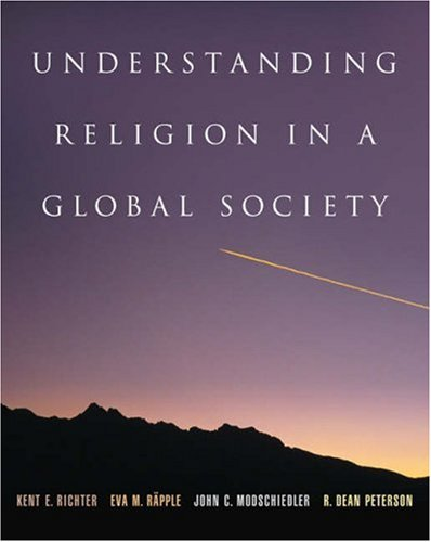 Understanding Religion in a Global Society   2005 edition cover