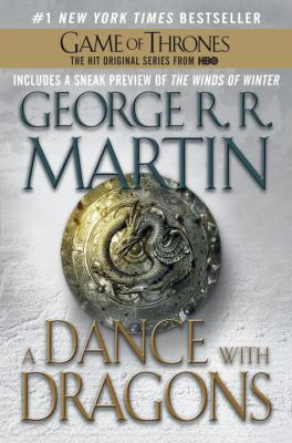 Dance with Dragons After the Feast  2012 edition cover