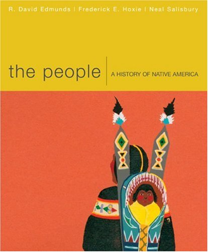 People A History of Native America  2007 edition cover