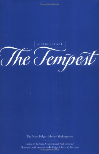 Tempest   2002 9780743452953 Front Cover