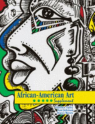 African-American Art Supplement  Revised edition cover