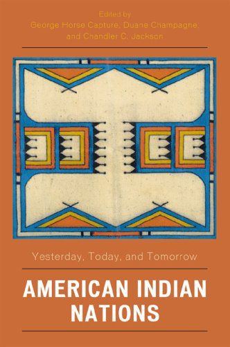 American Indian Nations Yesterday, Today, and Tomorrow  2007 edition cover