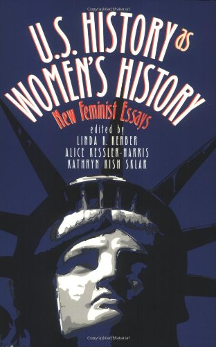 U. S. History As Women's History New Feminist Essays  1995 edition cover