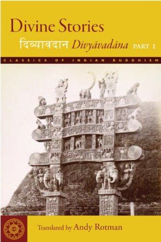 Divine Stories Divyavadana, Part 1  2008 edition cover