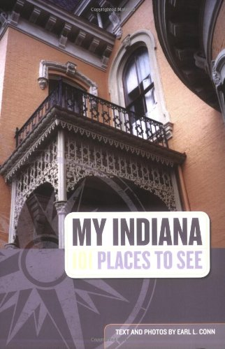 My Indiana 101 Places to See  2006 edition cover