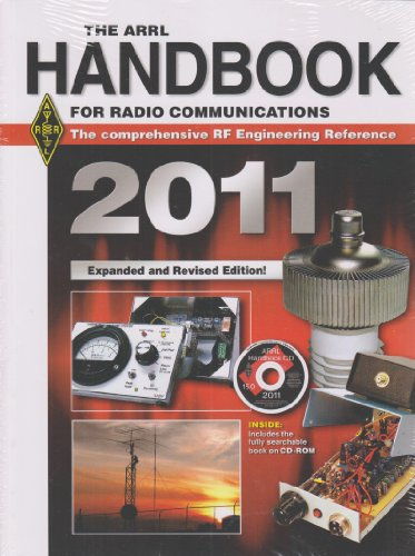 ARRL Handbook for Radio Communications The Comprehensive RF Engineering Reference  2010 edition cover