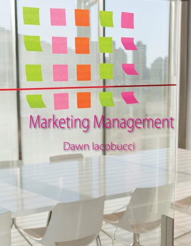 Marketing Management   2015 edition cover
