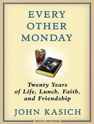 Every Other Monday: Twenty Years of Life, Lunch, Faith, and Friendship, Library Edition  2010 edition cover