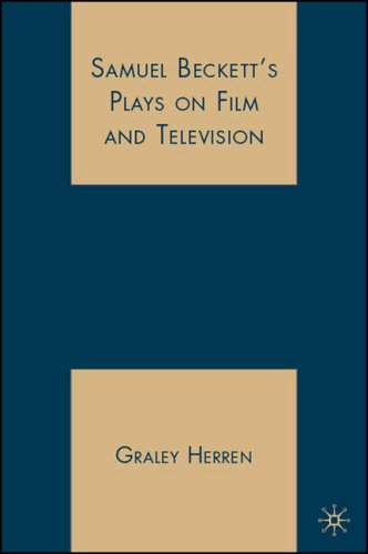 Samuel Beckett's Plays on Film and Television   2007 9781403977953 Front Cover