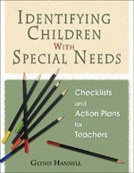 Identifying Children with Special Needs Checklists and Action Plans for Teachers  2006 edition cover