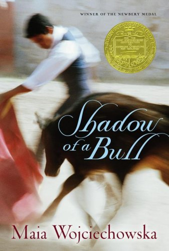 Shadow of a Bull   2007 edition cover
