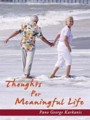 Thoughts for Meaningful Life:   2009 edition cover