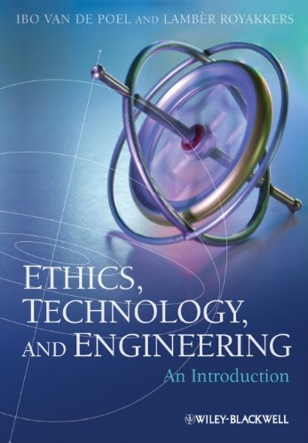Ethics, Technology, and Engineering An Introduction  2011 edition cover