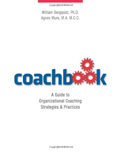 Coachbook A Guide to Organizational Coaching Strategies and Practices N/A edition cover