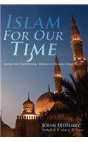 Islam for Our Time: Inside the Traditional World of Islamic Spirituality  2012 edition cover