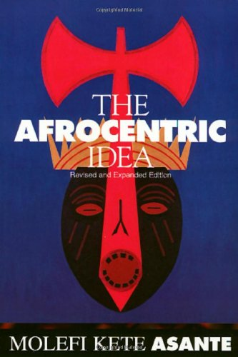 Afrocentric Idea  2nd 1998 (Revised) edition cover