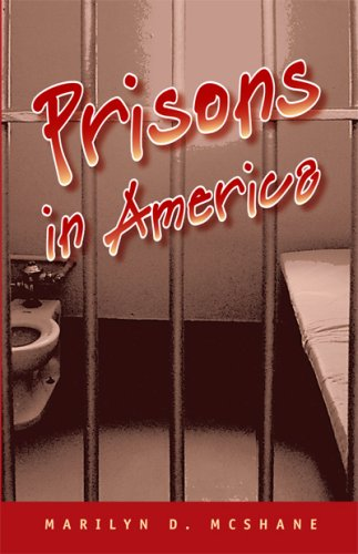 Prisons in America  2008 9781593322953 Front Cover