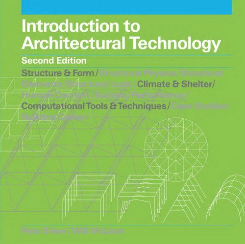 Introduction to Architectural Technology  2nd 2013 edition cover