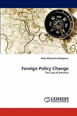 Foreign Policy Change  N/A 9783838317953 Front Cover