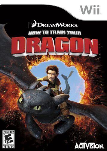 How To Train Your Dragon - Nintendo Wii Nintendo Wii artwork