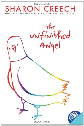 Unfinished Angel   2009 9780061430954 Front Cover