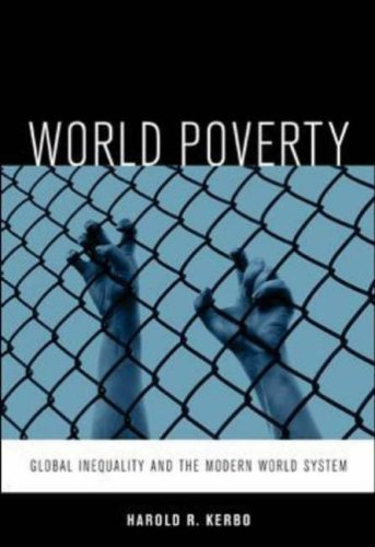 World Poverty Global Inequality and the Modern World System  2006 edition cover