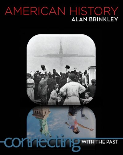 American History Connecting with the Past 14th 2012 edition cover