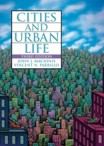 Cities and Urban Life  3rd 2004 edition cover