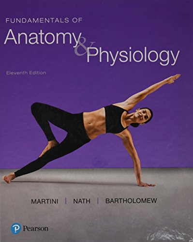 Fundamentals of Anatomy & Physiology + Masteringa&p With Etext Access Card:   2017 9780134394954 Front Cover