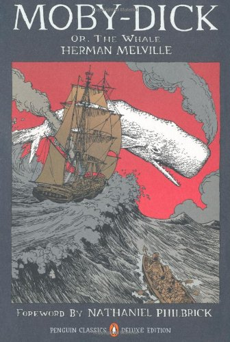 Moby-Dick Or, the Whale  2010 (Deluxe) edition cover