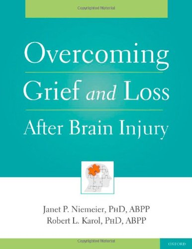 Overcoming Grief and Loss after Brain Injury   2011 edition cover