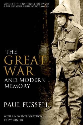 Great War and Modern Memory  2nd 2013 edition cover