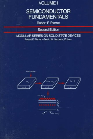 Semiconductor Fundamentals  2nd 1988 (Revised) edition cover