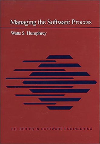 Managing the Software Process   1989 edition cover