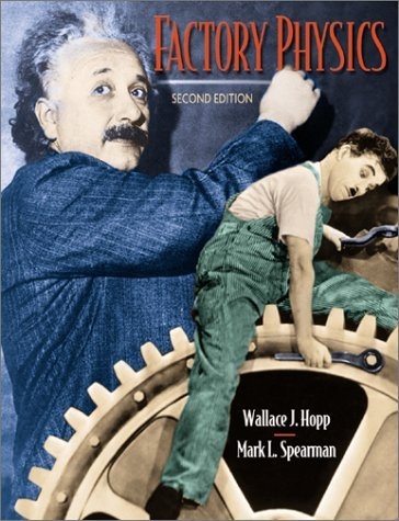 Factory Physics  2nd 2000 (Revised) edition cover