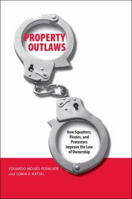 Property Outlaws How Squatters, Pirates, and Protesters Improve the Law of Ownership  2010 9780300122954 Front Cover