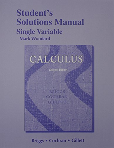 Calculus, Single Variable:   2014 edition cover