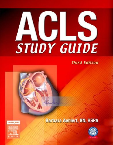 ACLS  3rd 2007 (Revised) edition cover