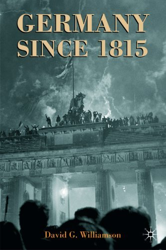 Germany Since 1815 A Nation Forged and Renewed  2004 (Revised) edition cover
