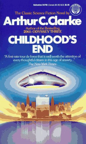 Childhood's End   1953 9780345347954 Front Cover