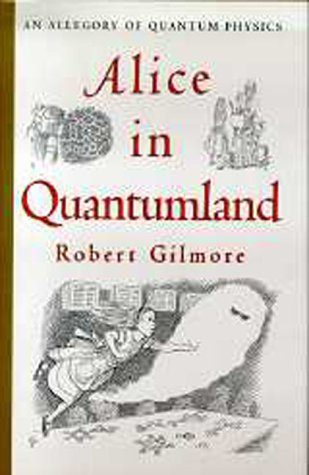Alice in Quantumland An Allegory of Quantum Physics  1995 edition cover