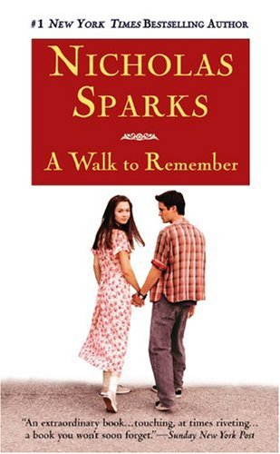 Walk to Remember   1999 edition cover