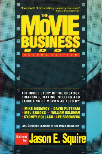 Movie Business Book  2nd 1992 9780671750954 Front Cover