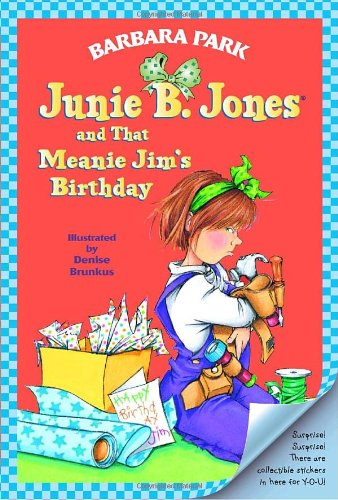 Junie B. Jones and That Meanie Jim's Birthday   1996 edition cover