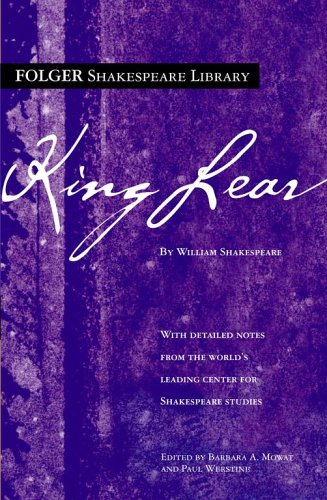King Lear   2005 edition cover